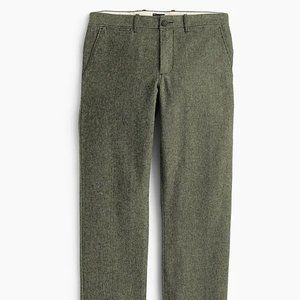 J. Crew 770 Pant in Stretch Brushed Twill